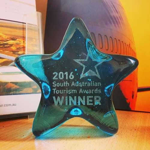 Wrightsair Wins Prestegious Tourism Award
